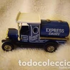 Coches a escala: CAMIÓN MATCHBOX MODELS OF YESTERYEAR 1912 FORD MODEL T 1978.EXPRESS DAITY. Lote 206461377