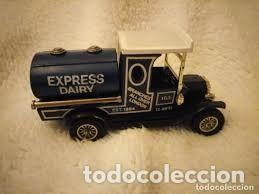 Coches a escala: camión matchbox models of yesteryear 1912 ford model t 1978.express daity - Foto 2 - 206461377