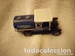 Coches a escala: camión matchbox models of yesteryear 1912 ford model t 1978.express daity - Foto 3 - 206461377