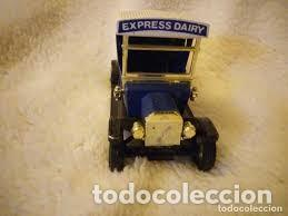 Coches a escala: camión matchbox models of yesteryear 1912 ford model t 1978.express daity - Foto 4 - 206461377