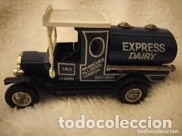 Coches a escala: camión matchbox models of yesteryear 1912 ford model t 1978.express daity - Foto 6 - 206461377