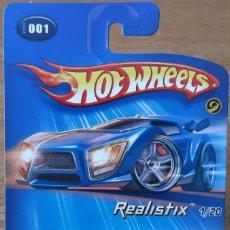 Carros em escala: HOT WHEELS 2005 FORD SHELBY COBRA CONCEPT REALISTIX 001 RUEDAS AZULES VER FOTO. Lote 206516277