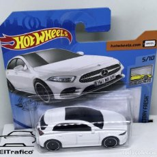 Coches a escala: HOT WHEELS MERCEDES BENZ CLASE A BLANCO 1:64 HOTWHEELS 2020 // (5). Lote 207141145
