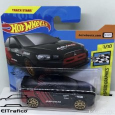 Coches a escala: HOT WHEELS MITSUBISHI LANCER EVOLUTION 2008 1:64 HOTWHEELS 2020 // (5). Lote 207141166