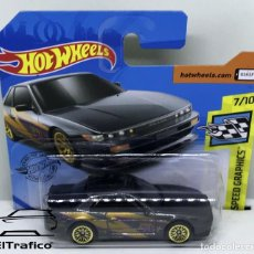 Coches a escala: HOT WHEELS NISSAN SILVIA (S13) 1:64 HOTWHEELS 2020 // (5). Lote 207141193