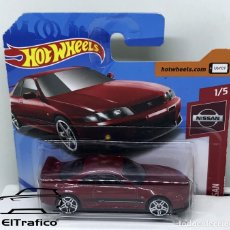 Coches a escala: HOT WHEELS NISSAN SKYLINE GT-R (BCNR33) 1:64 HOTWHEELS 2020 // (5). Lote 207141225