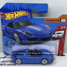 Coches a escala: HOT WHEELS PORSCHE 918 SPYDER 1:64 HOTWHEELS 2020 // (5). Lote 207141285