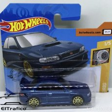 Coches a escala: HOT WHEELS SUBARU IMPREZA 1:64 HOTWHEELS 2020 // (4). Lote 207141423