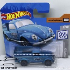 Coches a escala: HOT WHEELS VOLKSWAGEN BEETLE PICKUP 49 AZUL 1:64 HOTWHEELS 2020 // (5). Lote 207141512