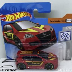 Coches a escala: HOT WHEELS VOLKSWAGEN GOLF GTI 1:64 HOTWHEELS 2020 // (4). Lote 207141552