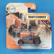 Coches a escala: MATCHBOX. CROP MASTER. 91/100. Lote 207259321