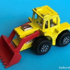Coches a escala: MATCHBOX LESNEY SUPERFAST Nº 29 TRACTOR SHOVEL AÑO 1976 MADE IN ENGLAND ESCALA 1/64?. Lote 207734373