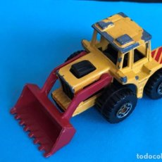 Coches a escala: MATCHBOX SUPERFAST Nº 29 TRACTOR SHOVEL AÑO 1976 MADE IN THAILAND ESCALA 1/64?. Lote 207734553