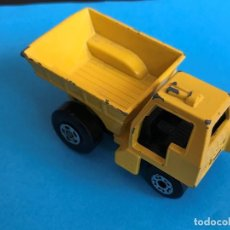 Coches a escala: MATCHBOX LESNEY SUPERFAST Nº 26 SITE DUMPER AÑO 1976 MADE IN ENGLAND ESCALA 1/64 ?. Lote 207734788