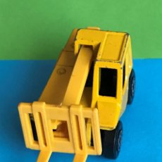 Coches a escala: MATCHBOX LESNEY SUPERFAST Nº 48 SAMBRON JACKLIFT AÑO 1977 MADE IN ENGLAND ESCALA 1/64 ?. Lote 207734933