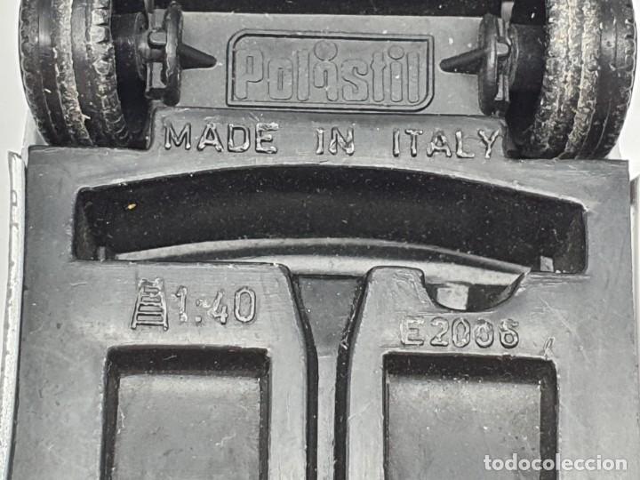 Coches a escala: COCHECITO LANCIA BETA MONTECARLO ( 5-81 ) POLISTIL ( MADE IN ITALY ) - Foto 10 - 210017180