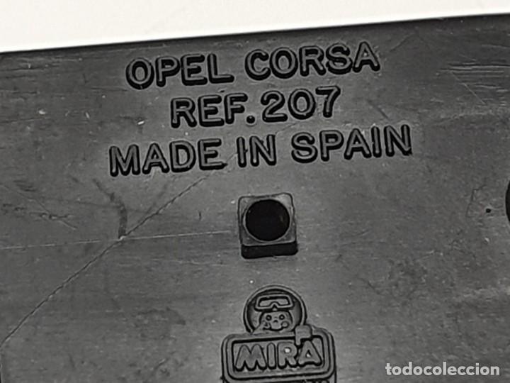 Coches a escala: COCHECITO MIRA OPEL CORSA 207 ( MADE IN SPAIN ) - Foto 11 - 210018423