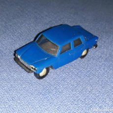 Coches a escala: FIAT 1500 ANGUPLAS MINICARS MINI CARS (1/86) AÑOS 60 COLOR AZUL DIFICIL. Lote 210190830