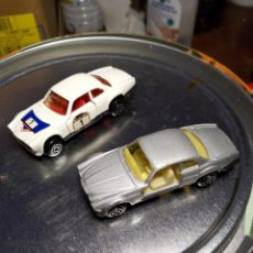 Auto in scala: GUISVAL. 2 JAGUAR. Lote 210232120