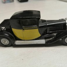 Coches a escala: COCHE BUGATTI TYPE 44 MATCHBOX MODELS YESTEYEAR MADE IN ENGLAND 1983. ESCALA 1/43. Lote 210422411