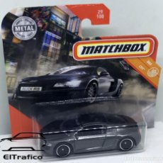 Coches a escala: MATCHBOX AUDI R8, TIPO HOT WHEELS 1:64 // (13). Lote 210424223