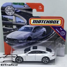Coches a escala: MATCHBOX MERCEDES AMG GT 63 S, TIPO HOT WHEELS 1:64 // (16). Lote 210424297