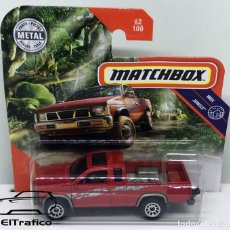 Coches a escala: MATCHBOX NISSAN HARDBODY 95, TIPO HOT WHEELS 1:64 // (16). Lote 210424338