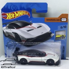 Coches a escala: HOT WHEELS ASTON MARTIN VULCAN 1:64 HOTWHEELS 2020 // (3). Lote 210424453