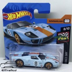 Coches a escala: HOT WHEELS FORD GT-40 1:64 HOTWHEELS 2020 // (2). Lote 210424598