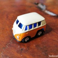 Coches a escala: WELLY VOLKSWAGEN T1 1963 MICROBUS. Lote 210843627