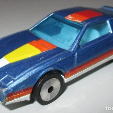 Coches a escala: COCHE METÁLICO MATCHBOX PONTIAC FIREBIRD SE SUPERFAST LASERS 1982. Lote 210965049
