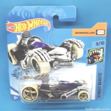 Auto in scala: HOT WHEELS. TUR-BONE CHARGED. 9/10. MATEL. Lote 211556285