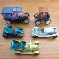 Coches a escala: LOTE DE COCHES MODELS YESTERYEAR. Lote 211862301