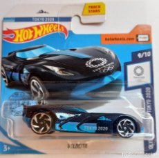 Coches a escala: HOT WHEELS VELOCITA. OLYMPIC GAMES TOKYO 2020 9/10 (2). Lote 211901098