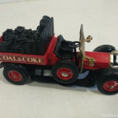 Coches a escala: MODELS OF YESTERYEAR.MATCHBOX.1918 .CROSSLEY.AÑOS 80.OFERTON. Lote 211906281