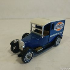 Coches a escala: MODELS OF YESTERYEAR.MATCHBOX.1927.TALBOT VAN.1978.Y-5. Lote 211906648