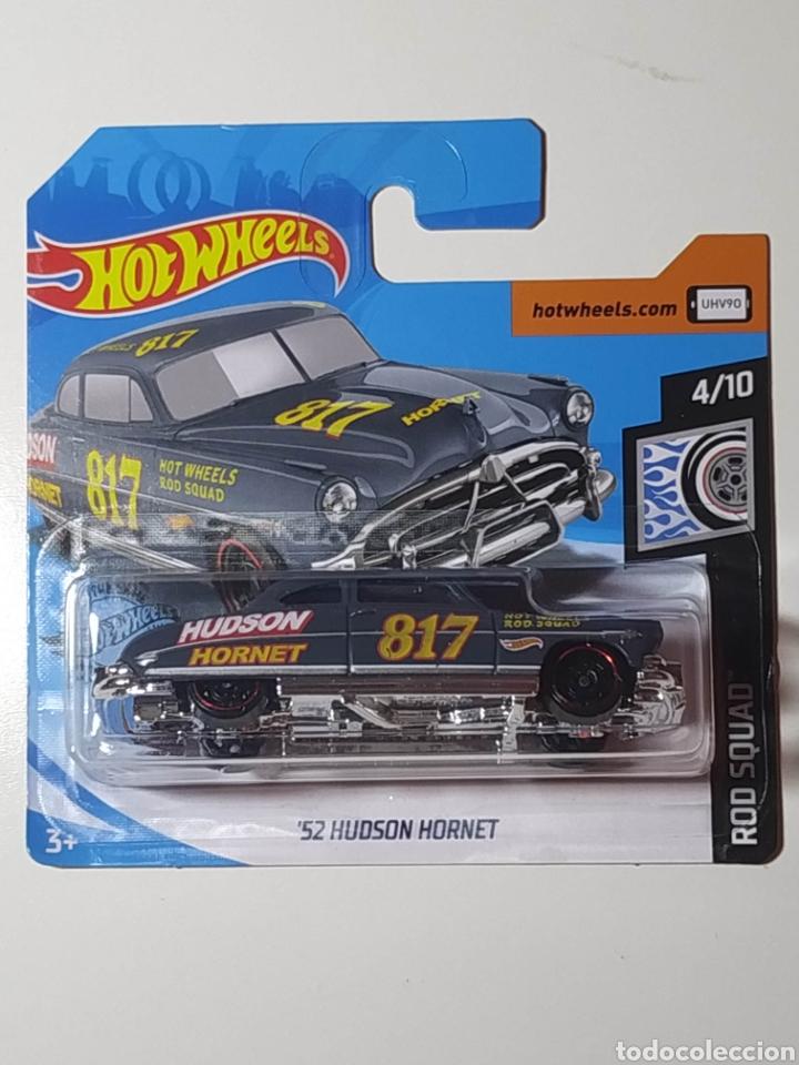 /'52 HUDSON HORNET Hot wheels HW ROD SQUAD 4//10 NEW 2020 box ship HTF 2 car lot