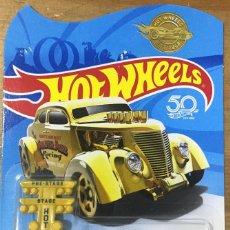 Coches a escala: HOT WHEELS PASS´N GASSER GOLDEN 50 ANIVERSARIO. Lote 213110923