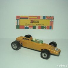 Coches a escala: FORD LOTUS EAGLE OLSONITE DE GUISVAL CAMPEON 1,64. AÑO 1974. Lote 213197252