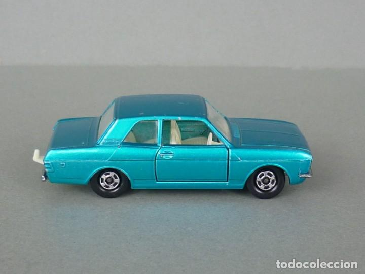 Coches a escala: Matchbox Lesney Superfast Nº 25 Ford Cortina GT. Año 1970/72. - Foto 2 - 213453756