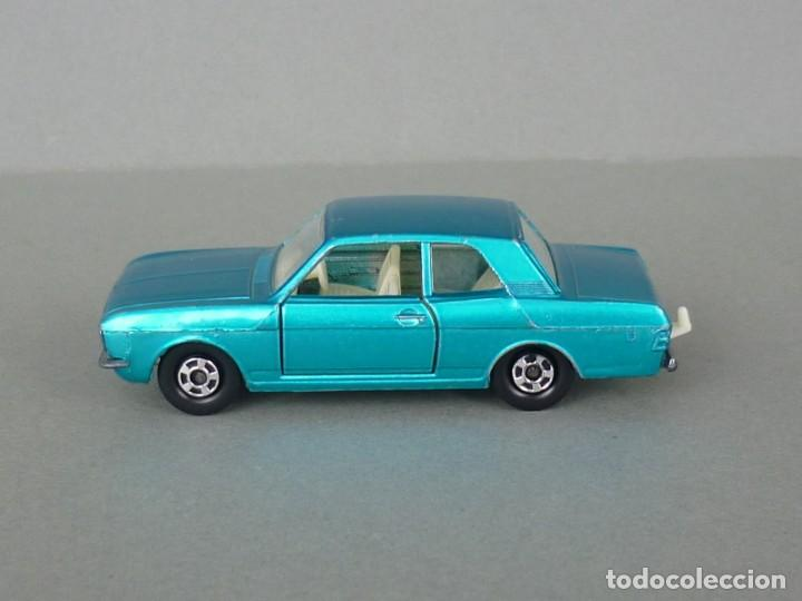 Coches a escala: Matchbox Lesney Superfast Nº 25 Ford Cortina GT. Año 1970/72. - Foto 4 - 213453756