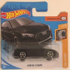 Coches a escala: HOT WHEELS 1/64 AUDI COUPE RS5. Lote 213534160