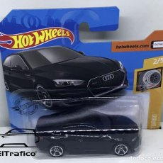Coches a escala: HOT WHEELS AUDI RS 5 COUPE NEGRO, HOTWHEELS (2). Lote 213583642