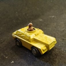 Coches a escala: MATCHBOX LESNEY N° 28 ROLAMATIC STOAT 1973. Lote 213604282