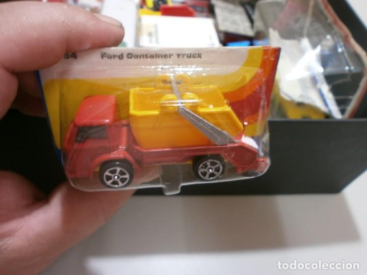 Coches a escala: marca corgi juniors ford container truck - Foto 2 - 213786688