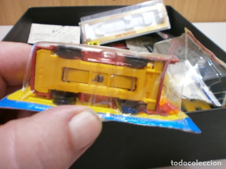 Coches a escala: marca corgi juniors ford container truck - Foto 3 - 213786688