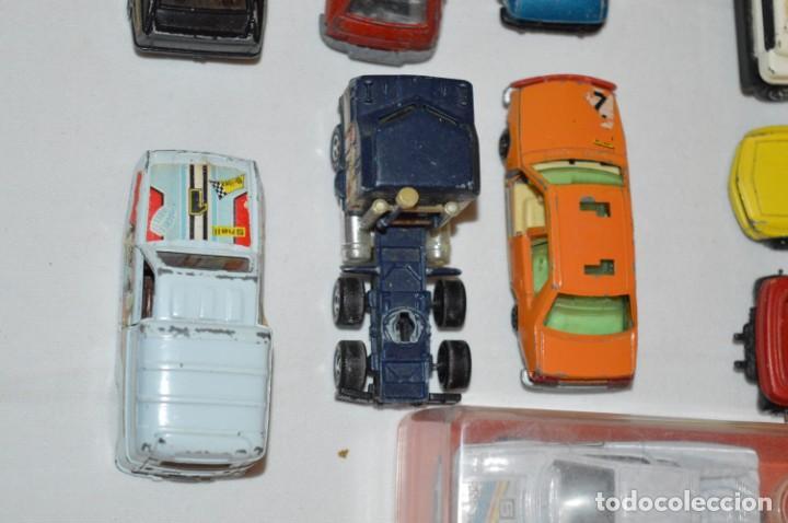 Coches a escala: 16 Vehículos variados / GUISVAL, MIRA, GISIMA, PILEN y otras marcas - ¡Mirar fotografías / detalles! - Foto 7 - 214470020