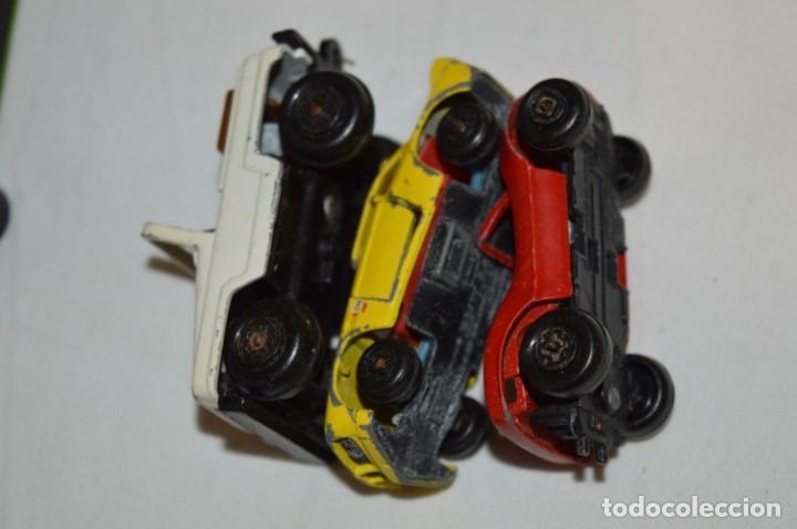Coches a escala: 16 Vehículos variados / GUISVAL, MIRA, GISIMA, PILEN y otras marcas - ¡Mirar fotografías / detalles! - Foto 11 - 214470020