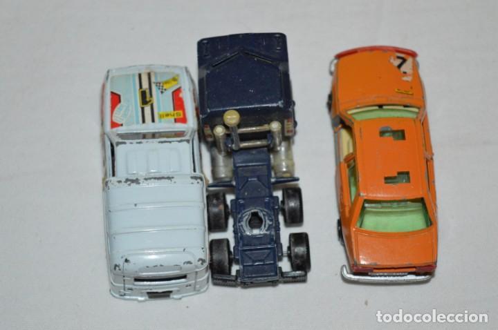 Coches a escala: 16 Vehículos variados / GUISVAL, MIRA, GISIMA, PILEN y otras marcas - ¡Mirar fotografías / detalles! - Foto 24 - 214470020