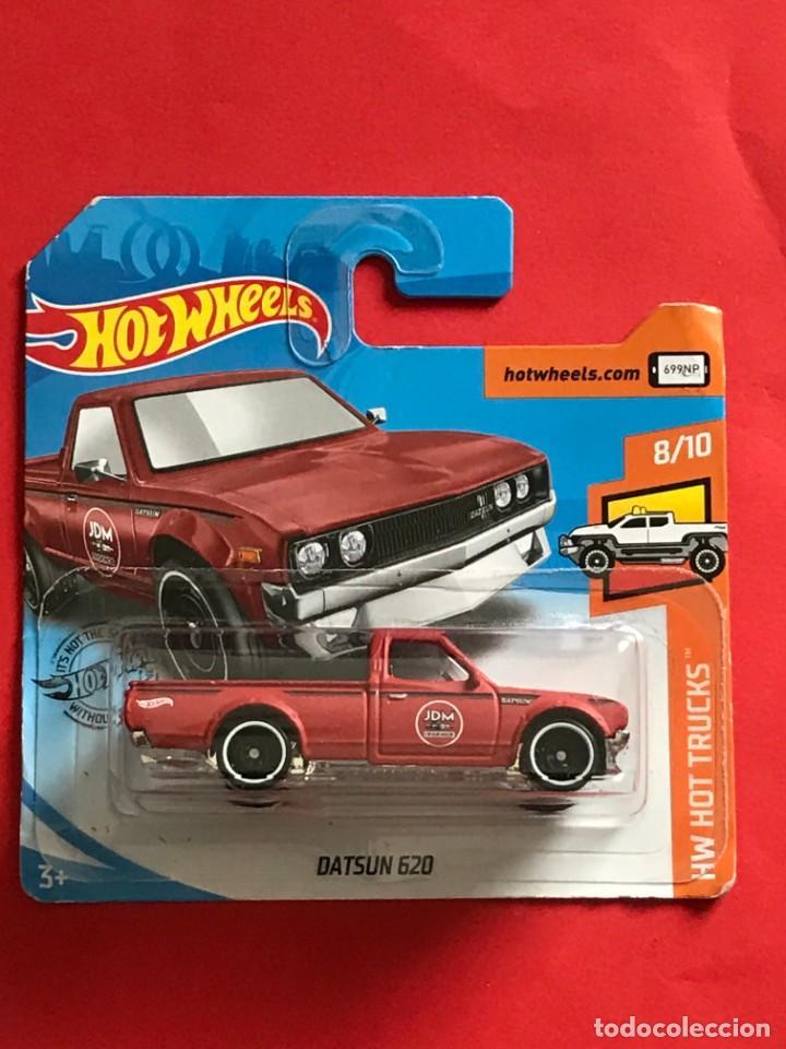 2020 Hot Wheels HW HOT TRUCKS 8//10 Datsun 620 182//250